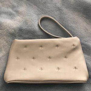 Handbags - Late 90s soft nylon wristlet